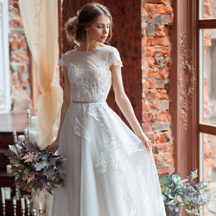 wedding dress 54 - لباس عروس