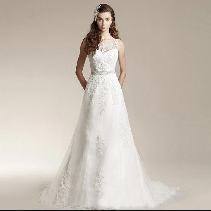 wedding dress 55 - لباس عروس