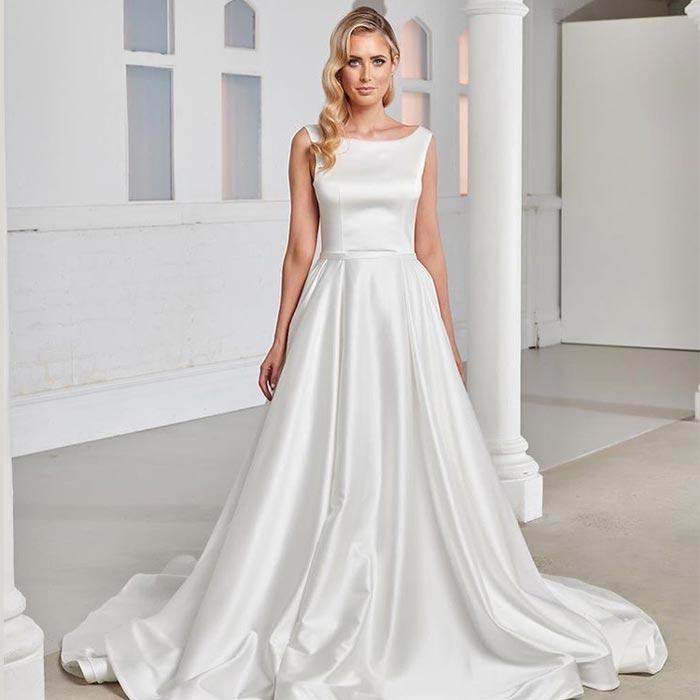 wedding dress 56 - لباس عروس