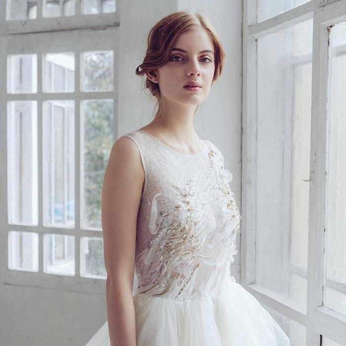 wedding dress 57 - لباس عروس