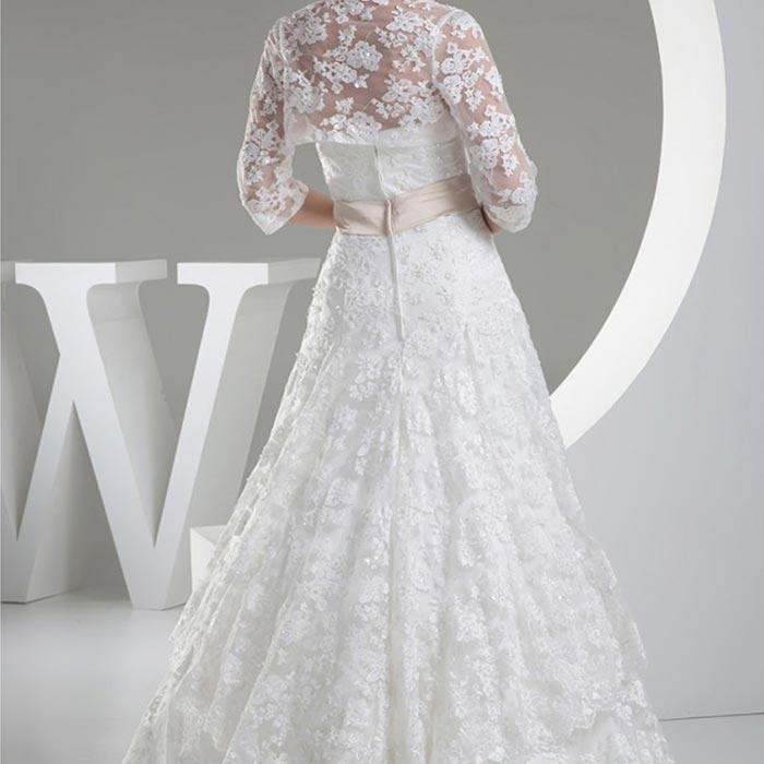 wedding dress 58 - لباس عروس