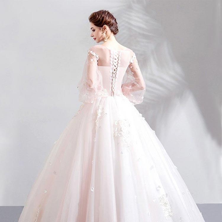 wedding dress 6 1 - لباس عروس