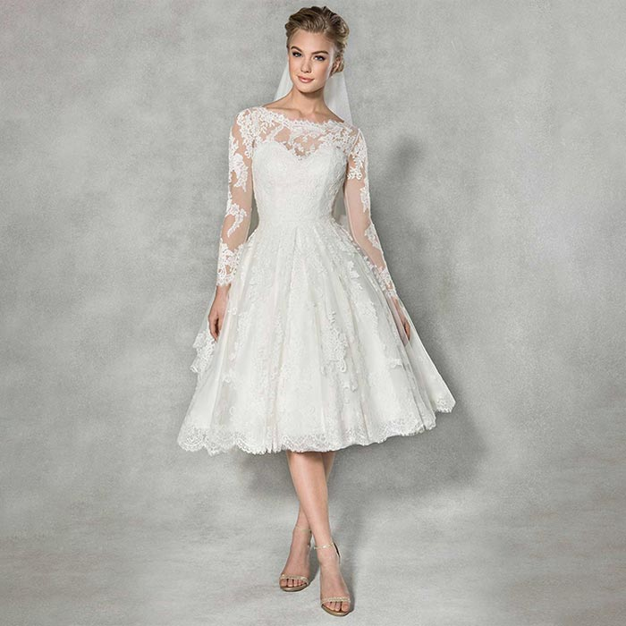 wedding dress 60 - لباس عروس