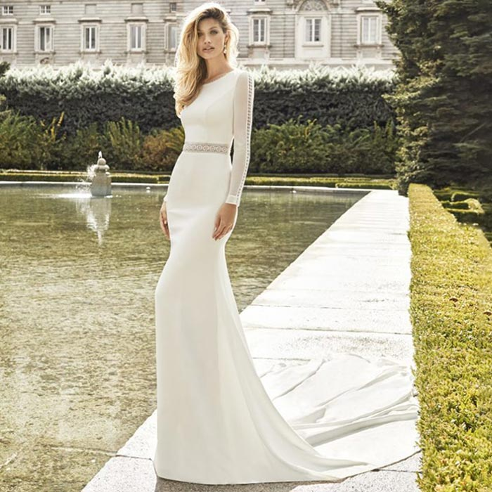wedding dress 64 - لباس عروس