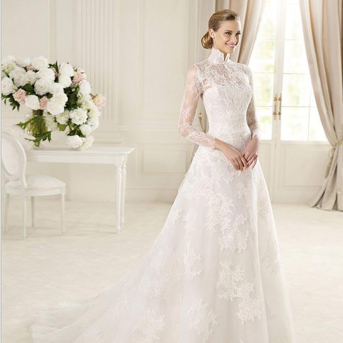 wedding dress 67 - لباس عروس