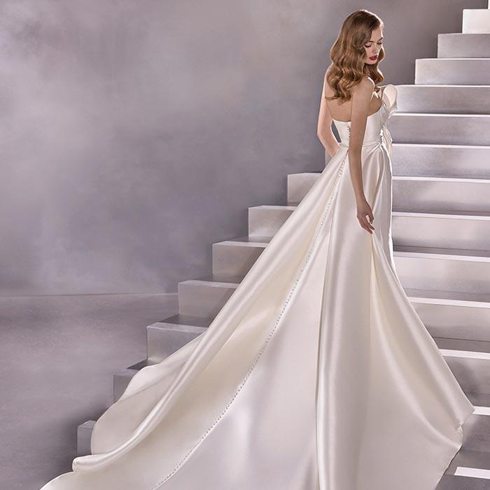 wedding dress 70 - لباس عروس