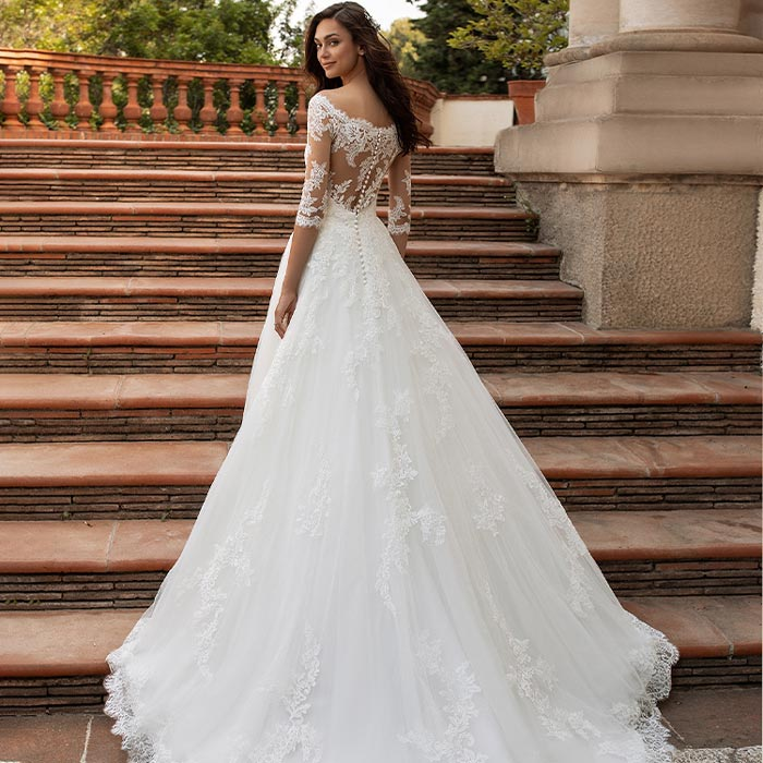 wedding dress 71 - لباس عروس