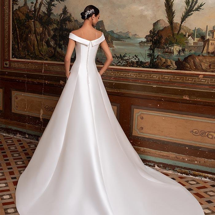 wedding dress 72 - لباس عروس