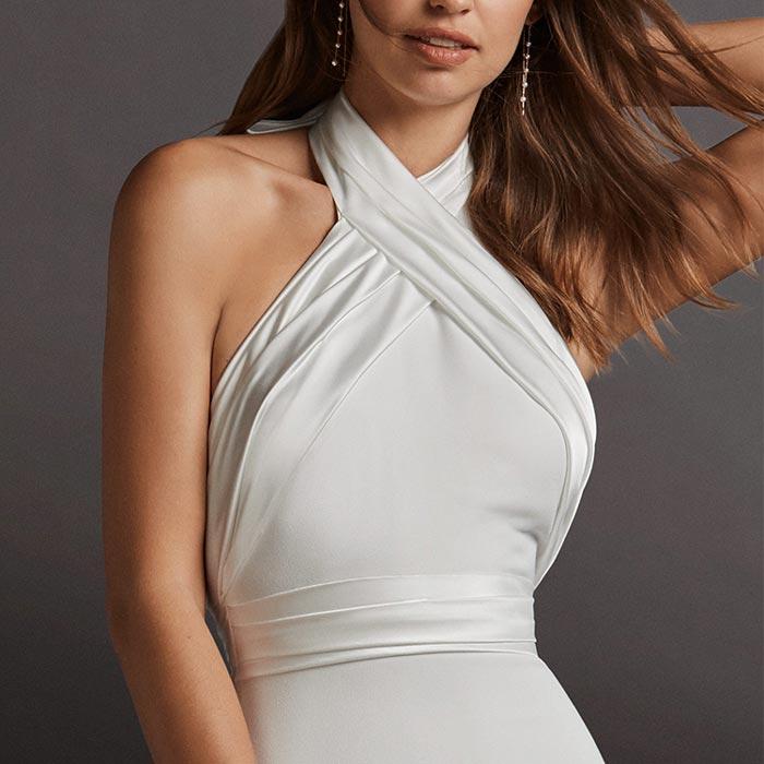 wedding dress 73 - لباس عروس