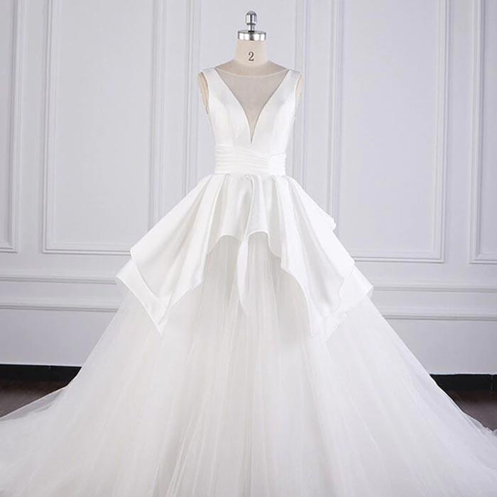 wedding dress 77 - لباس عروس