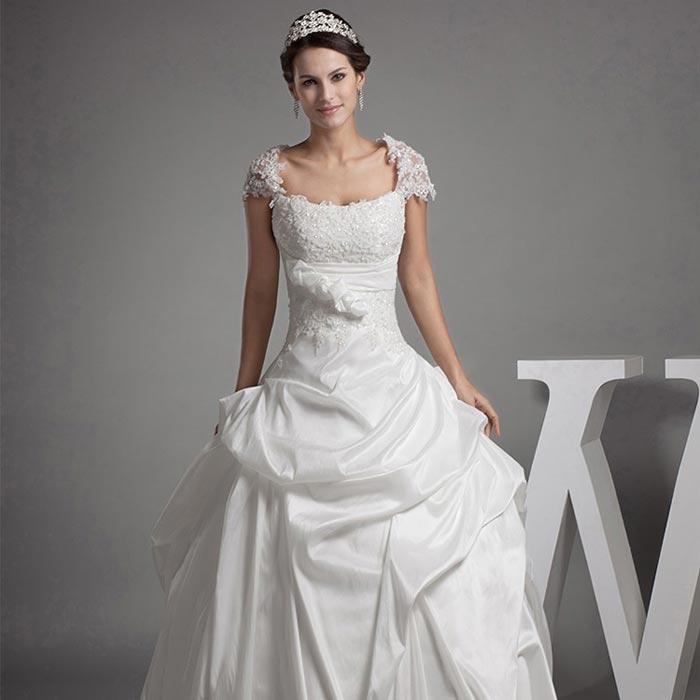 wedding dress 79 - لباس عروس