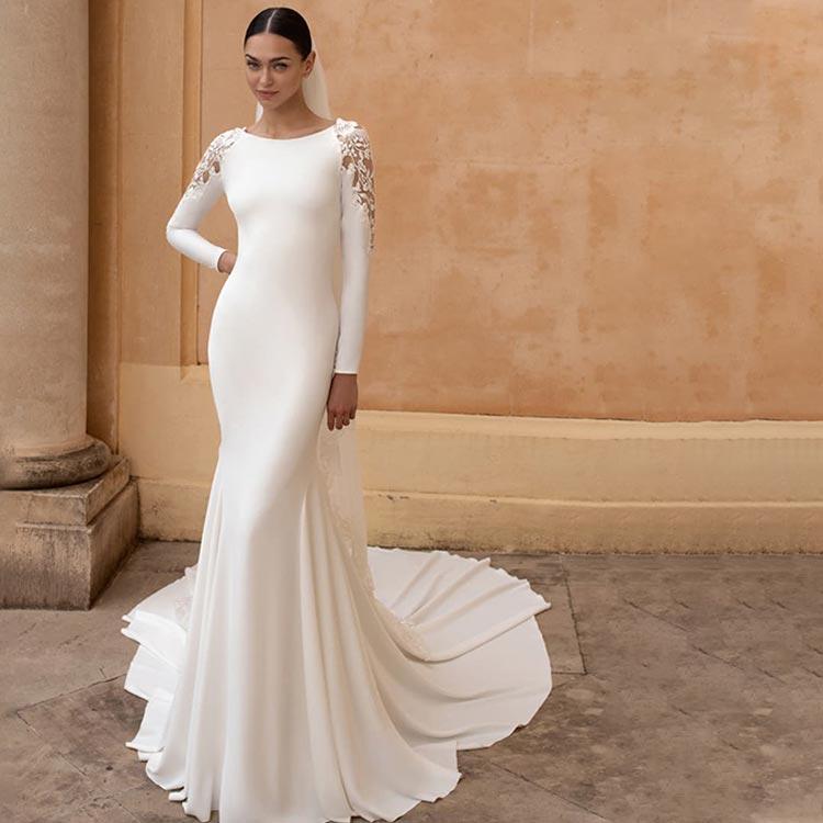 wedding dress 8 - لباس عروس