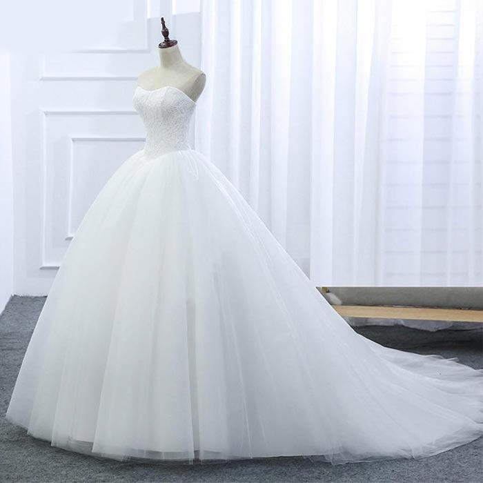 wedding dress 80 - لباس عروس