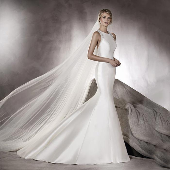 wedding dress 82 - لباس عروس