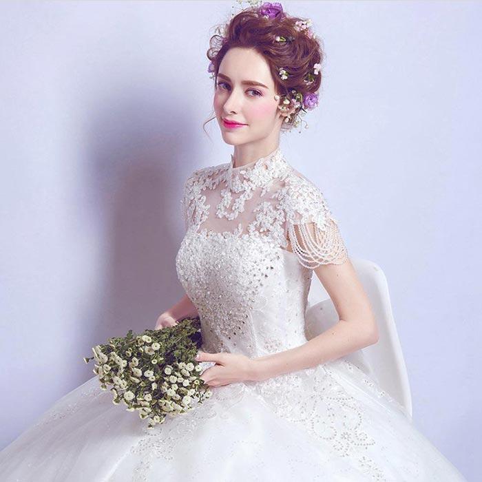 wedding dress 85 - لباس عروس