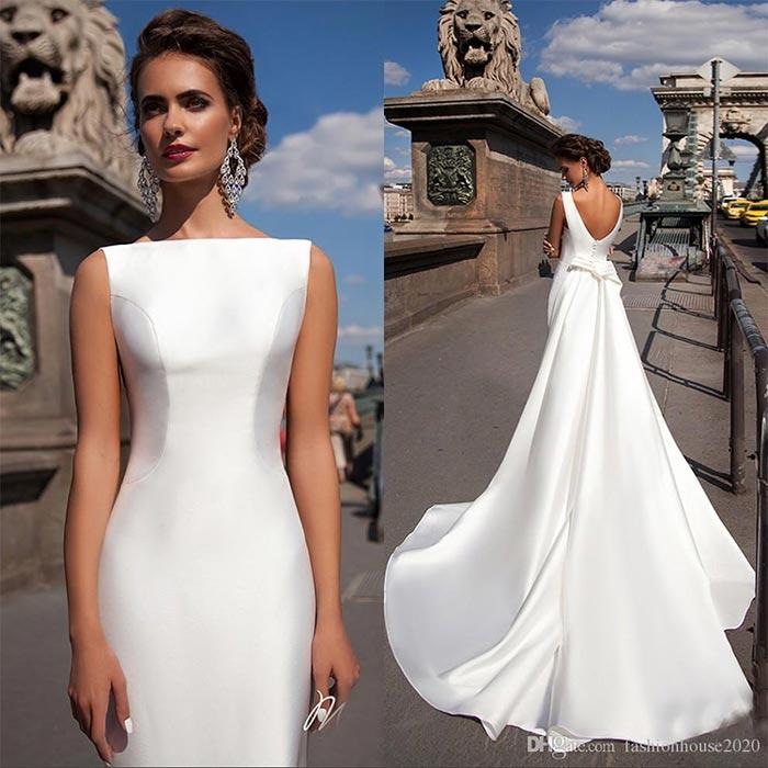 wedding dress 86 - لباس عروس