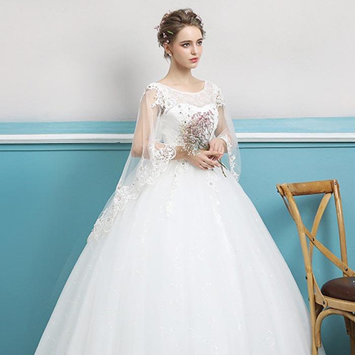 wedding dress 87 - لباس عروس