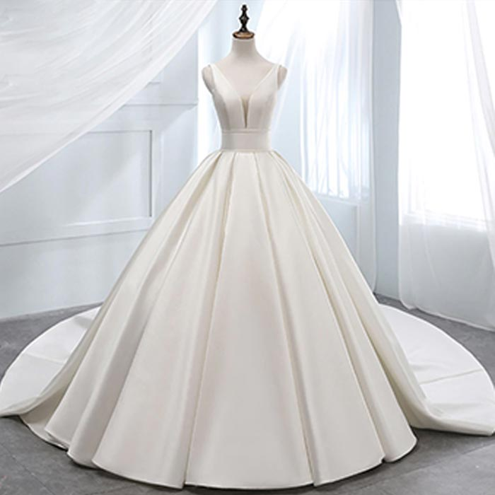 wedding dress 88 - لباس عروس