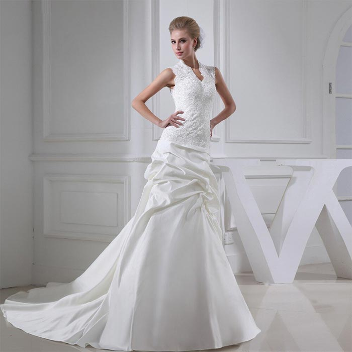 wedding dress 90 - لباس عروس