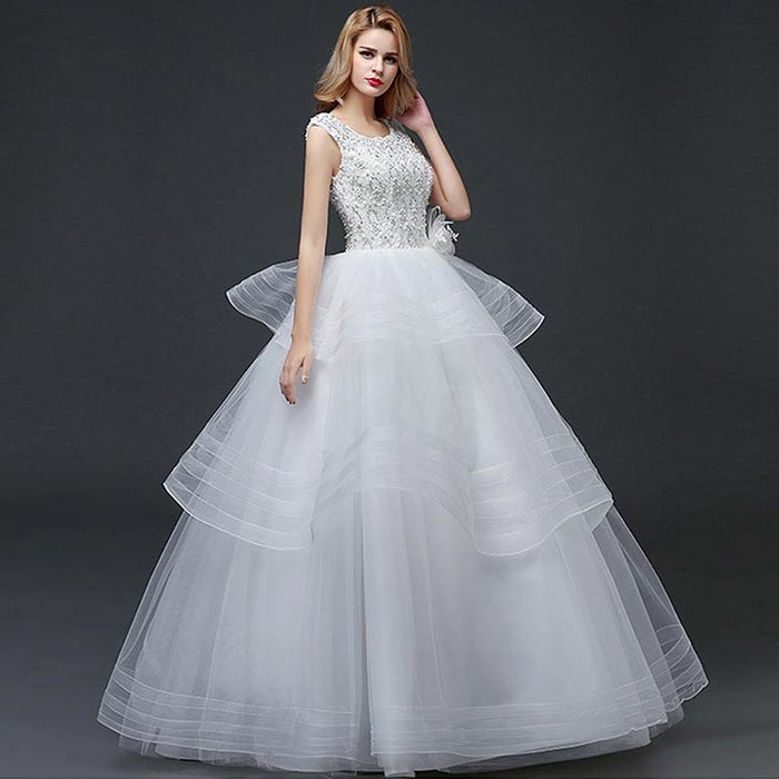 wedding dress 91 - لباس عروس