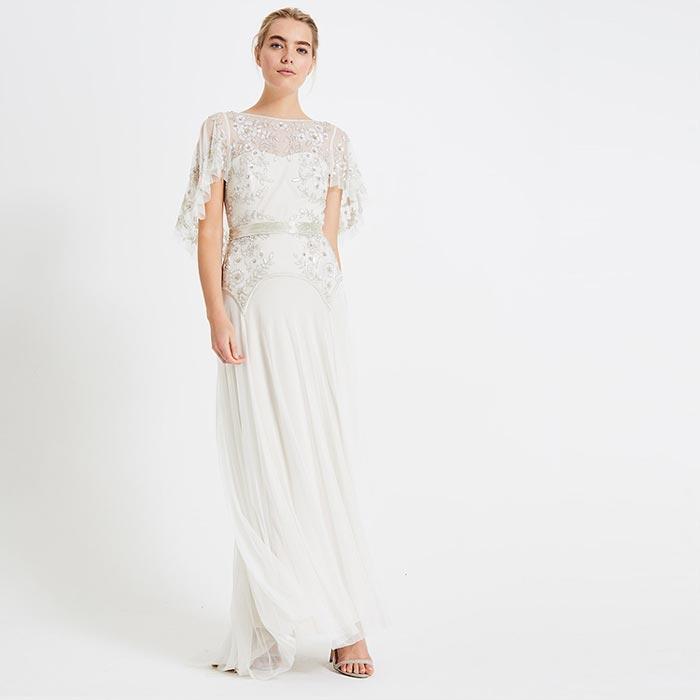 wedding dress 92 - لباس عروس