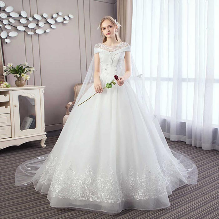 wedding dress 93 - لباس عروس