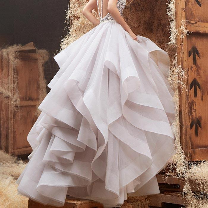 wedding dress 94 - لباس عروس