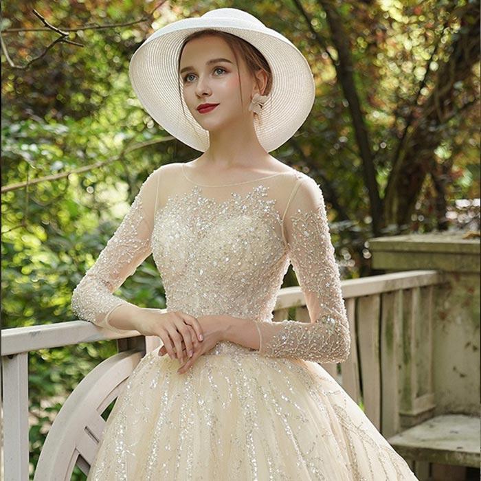 wedding dress 96 - لباس عروس