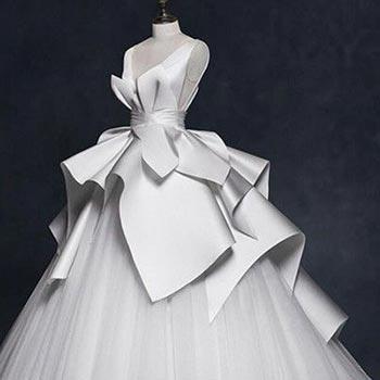 wedding dress fashion 10 - لباس عروس