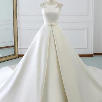 wedding dress fashion 12 - لباس عروس