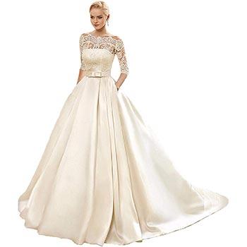 wedding dress fashion 13 - لباس عروس