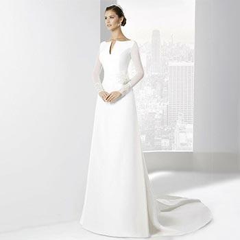 wedding dress fashion 14 - لباس عروس