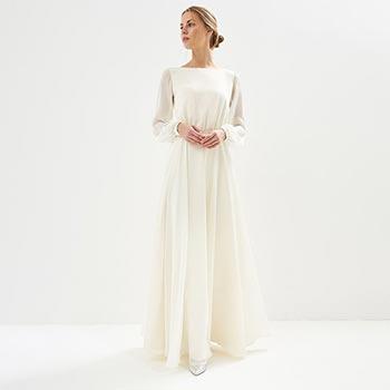 wedding dress fashion 16 - لباس عروس