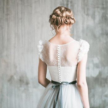 wedding dress fashion 21 - لباس عروس