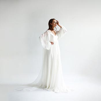 wedding dress fashion 24 - لباس عروس