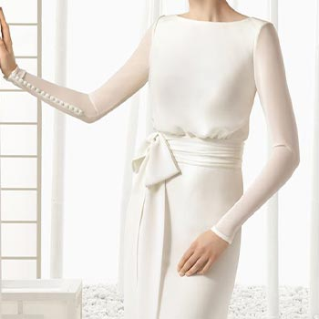 wedding dress fashion 25 - لباس عروس