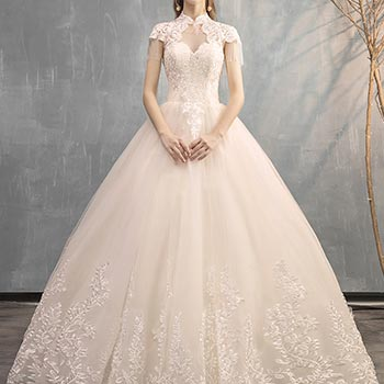 wedding dress fashion 28 - لباس عروس