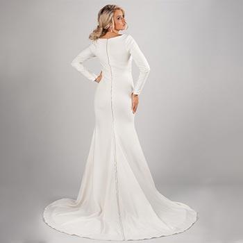 wedding dress fashion 3 - لباس عروس