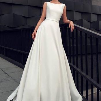 wedding dress fashion 32 - لباس عروس
