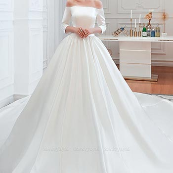 wedding dress fashion 35 - لباس عروس