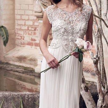 wedding dress fashion 36 - لباس عروس