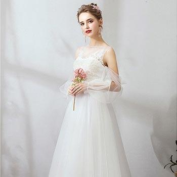 wedding dress fashion 38 - لباس عروس