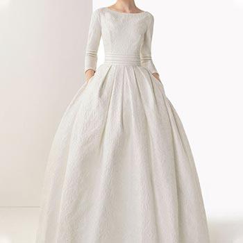 wedding dress fashion 4 - لباس عروس