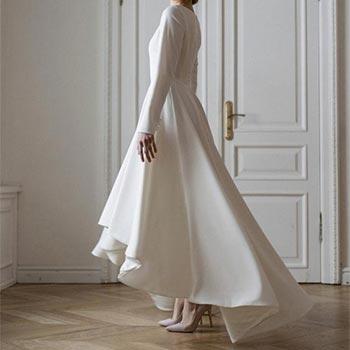 wedding dress fashion 5 - لباس عروس