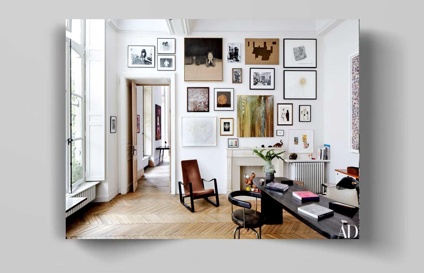 182rt - انواع آویز دیواری در دکوراسیون منزل