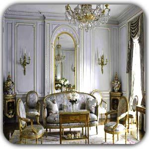 سبک فرانسوی در طراحی دکوراسیون داخلی