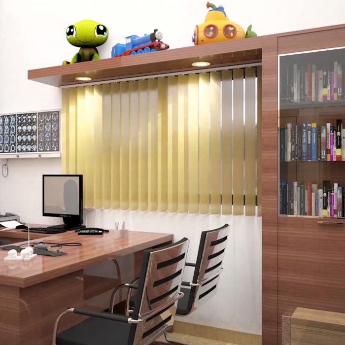 clinic interior design 5 - دکوراسیون مراکز زیبایی و درمانی