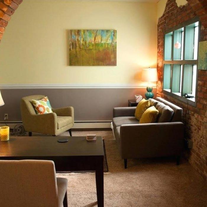 clinic interior design 9 - دکوراسیون مراکز زیبایی و درمانی