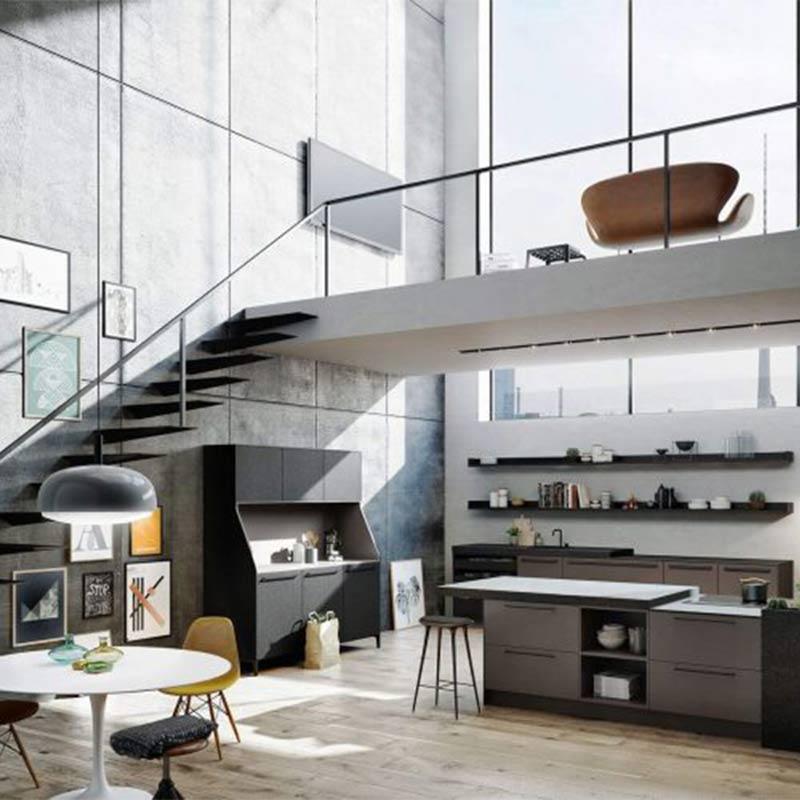 german interior 2 - سبک آلمانی در طراحی دکوراسیون داخلی