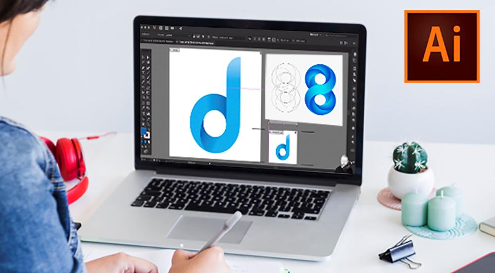 illustrator design class 3 - آموزش ایلاستریتور | illustrator